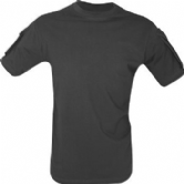 Viper Black Heavyweight Combat T-Shirt